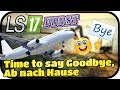 Time to say Goodbye, Ab nach Hause - LS17 FORST KYFFHÄUSER MODDED #129 ★ Lets Play Farming Simulator