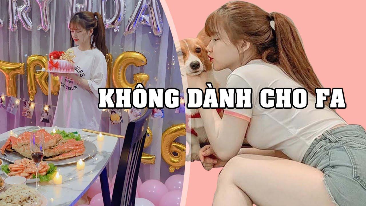 CÔNG KHAI NGƯỜI YÊU / Linh Hee Tổ Chức Sinh Nhật Cho Thuỳ Trang Cực Lãng Mạn / OFFICIAL VLOGS