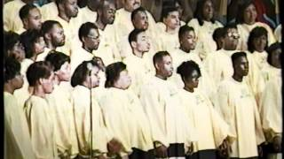 Softly and Tender - Rev. Ernest Davis, Jr. & the Wilmington/Chester Mass Choir