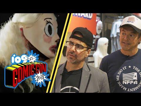 "Creating ""The Purge"" W/ Jason Blum & James DeMonaco | Comic-Con 2018 SDCC"