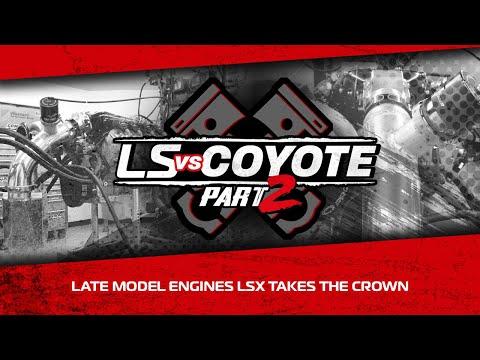 LS vs. Coyote