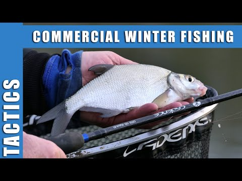 Winter Tactics On Commercial Fisheries