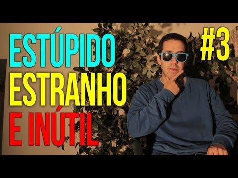 ESTÚPIDO ESTRANHO E INÚTIL (EEI) - EP.3