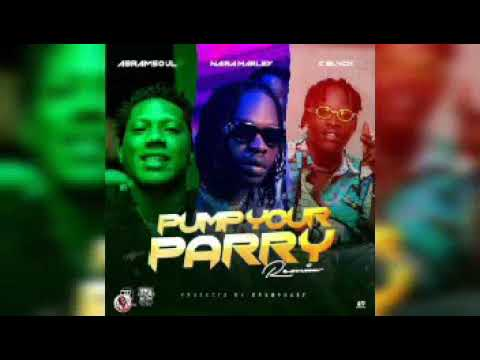 C Black ft. Naira Marley, Abrahamsoul – Pump Your Parry