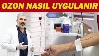 Ozon Tedavisi Nasıl Uygulanır   Dr. Murat Şener