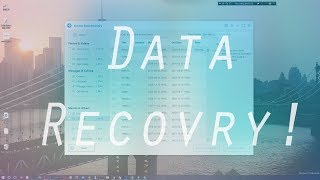 Syncios Data Recovery:  Best iOS data recovery tool to bring your lost data back