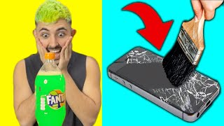 5 CRAZY LIFE HACKS FROM TIKTOK!