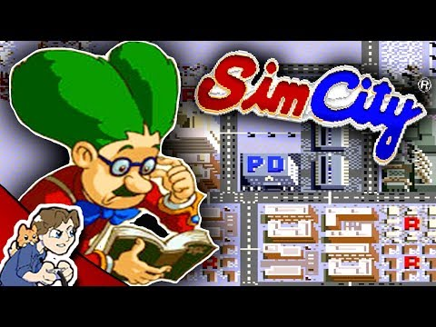 STORY TIME with Jared! | SimCity #2 | ProJared Plays