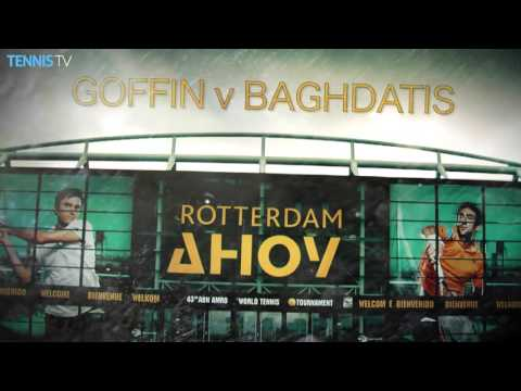 2016 ABN AMRO World Tennis Tournament - Tuesday Highlights