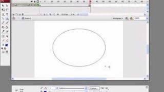 flash tutorial 1 shape tween morph