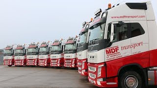 Volvo Trucks – Putting Volvo FH to the test handling abnormal loads (Volvo FH25 years)