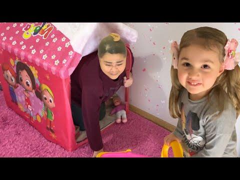 HIRSIZ SANDIK! Çikolata, Cips ve Oyuncaklarımız Yok Funny Kids Video