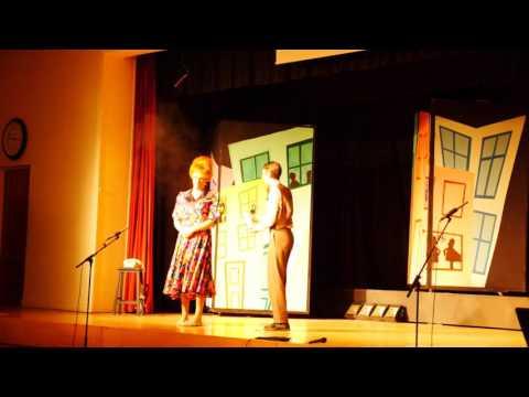 2015 BRA School Play; Hairspray part 2 (RJ)