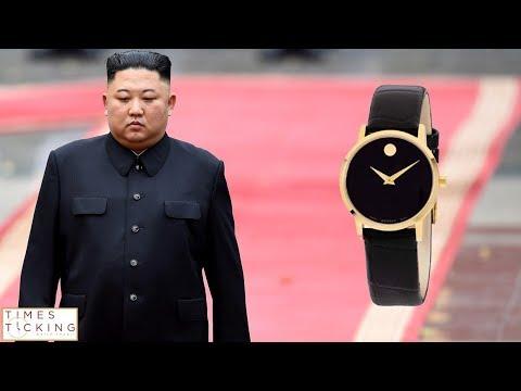 An American Watch In North Korea | The Preferred Wristwatch Of Kim Jong Un