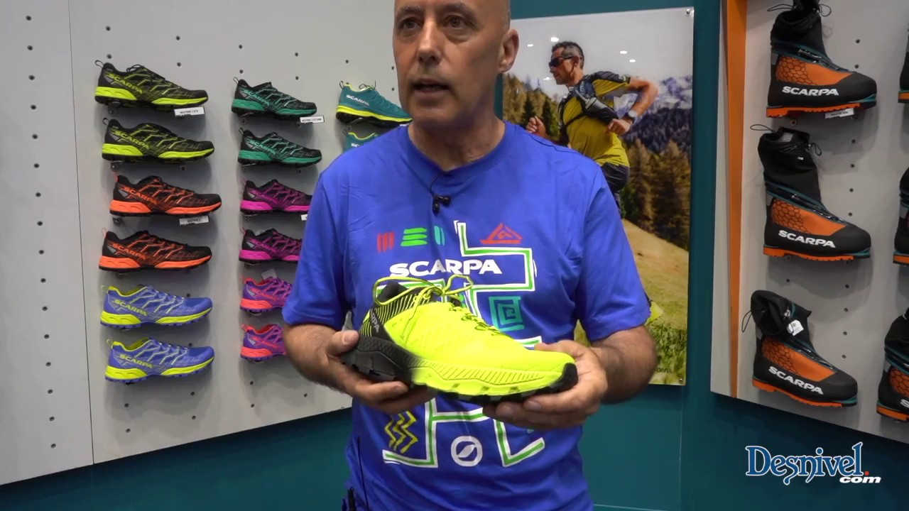Spin Ultra Zapatillas Running Scarpa Trail De 34L5ARj