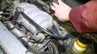 Нестабильная работа двигателя Nubira - причина