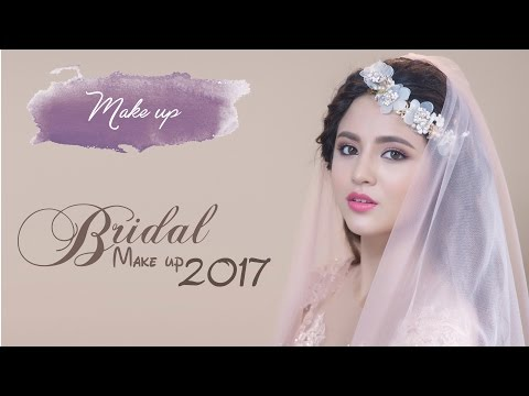 Phong cách trang điểm cô dâu đẹp, hiện đại cho mùa cưới 2017  | Mai Phan Makeup