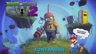 Plantas VS Zombis: Garden Warfare 2 -Fontanero- Gameplay #1 En Español HD 1080p
