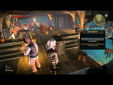 20. Let's Play The Witcher 2: Assassins of Kings - Bring It On: Flotsam