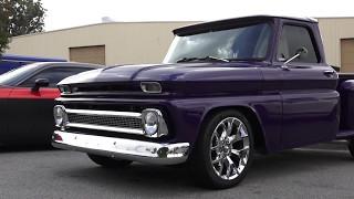 Custom 1965 Chevrolet Stepside Pickup Truck