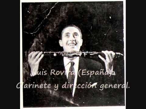 Luis Rovira y el primer disco de jazz en Colombia