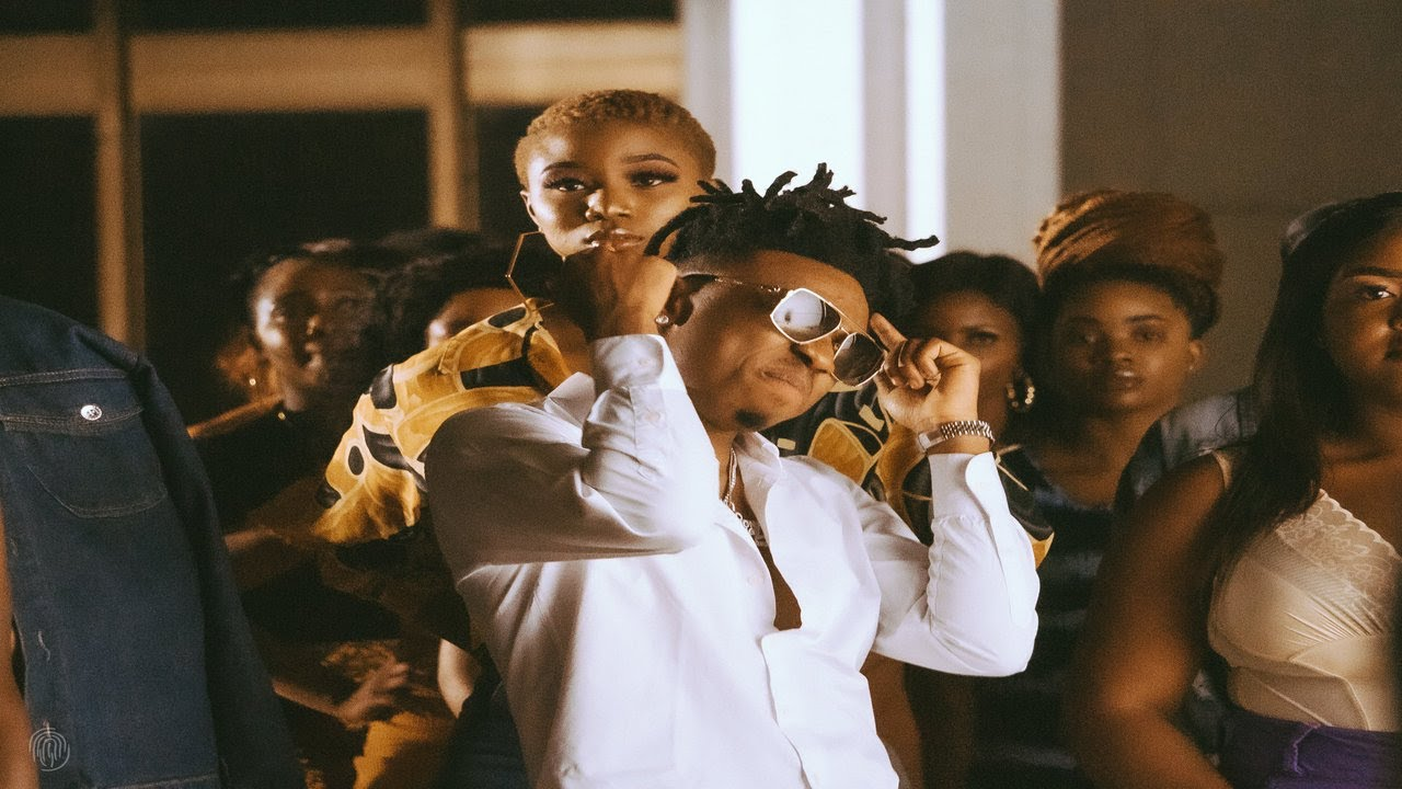 Download MAYORKUN - UP TO SOMETHING (OFFICIAL VIDEO)