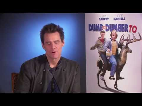 Exclusive Interview With Jim Carrey, Jeff Daniels & Peter Farrelly