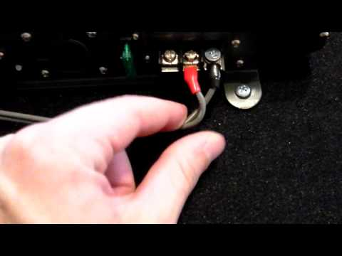 how to hook up wire FM antenna to 75 ohm plug from YouTube · Duration:  2 minutes 20 seconds