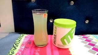 Muscle Pharm BCAA Taste Test