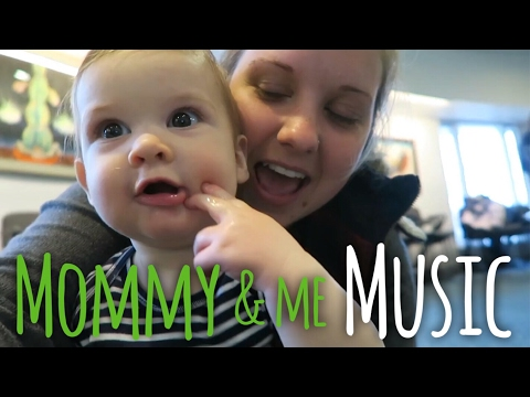MOMMY & BABY MUSIC CLASS