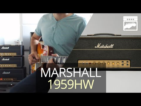 Marshall Handwired 1959HW Super Lead Plexi 100 Amp Demo