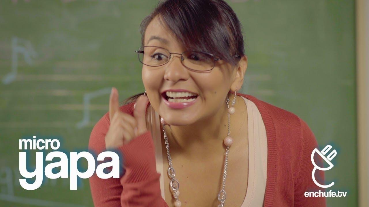 microYapa: Cáscara De Huevo - Enchufe TV