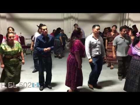 Fiesta titular de San Pedro Soloma en Los Angeles California con La Marimba Maderas Chapina 6/24/17