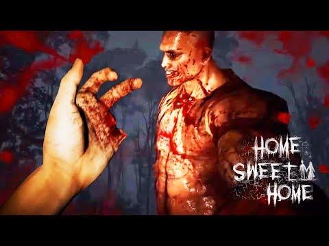 HOME SWEET HOME 2 4: BAY MẤT 2 NGÓN TAY VÌ ANH BÉO LỰC ĐIỀN !!! Ma gì khỏe thế =))