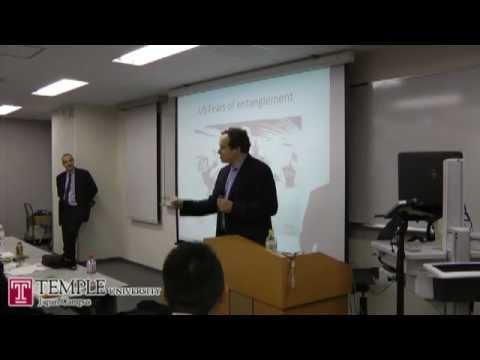 Public Lecture Video (11.27.2012)