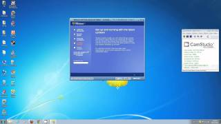 how to setup and install a windows xp virtual machine using vmware player hd