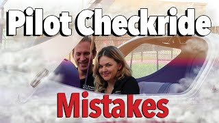 Top 10 Pilot Checkride Mistakes