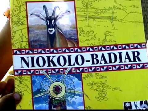 "1997 ""Niokolo - Badiar "" - National Animal Refuge -West Africa"