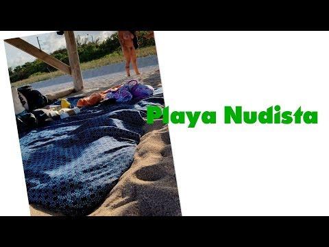 Playa Nudista Haulover Park Miami