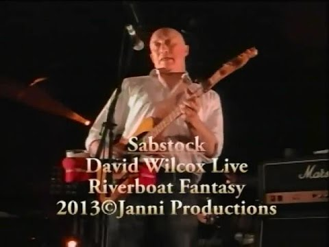 David Wilcox Riverboat Fantasy Sabstock  Janni Productions
