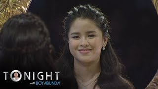 Video TWBA: Kisses Delavin faces the golden mirror download MP3, 3GP, MP4, WEBM, AVI, FLV November 2017