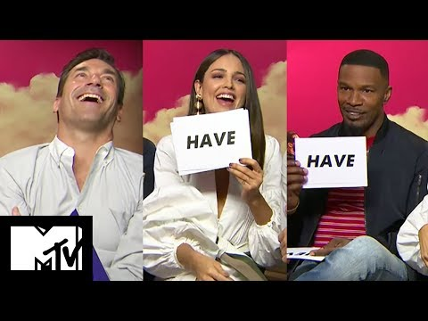 Baby Driver Cast Play Never Have I Ever! | MTV Movies