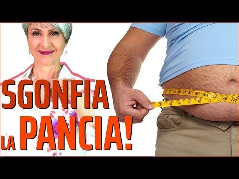 SGONFIA la PANCIA SUBITO con 7 TRUCCHI SPECIALI!