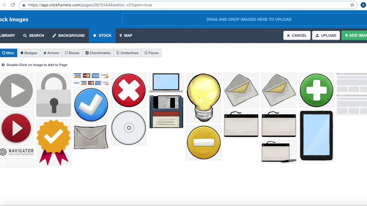 Click Funnels Demo