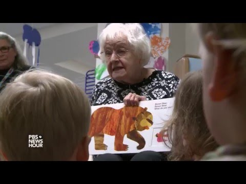 What happens when a nursing home and a day care center share a roof?