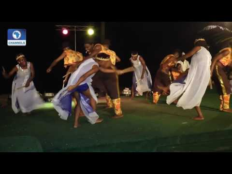 Art House: National Troupe Of Nigeria Performs Ilu Atupa Pt