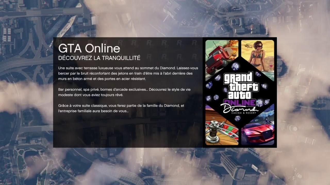 Live Gta 5 Online Détente Je Te Raid Youtube