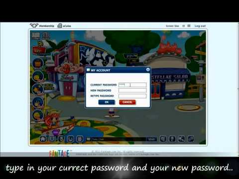 how to change your minecraft email and password