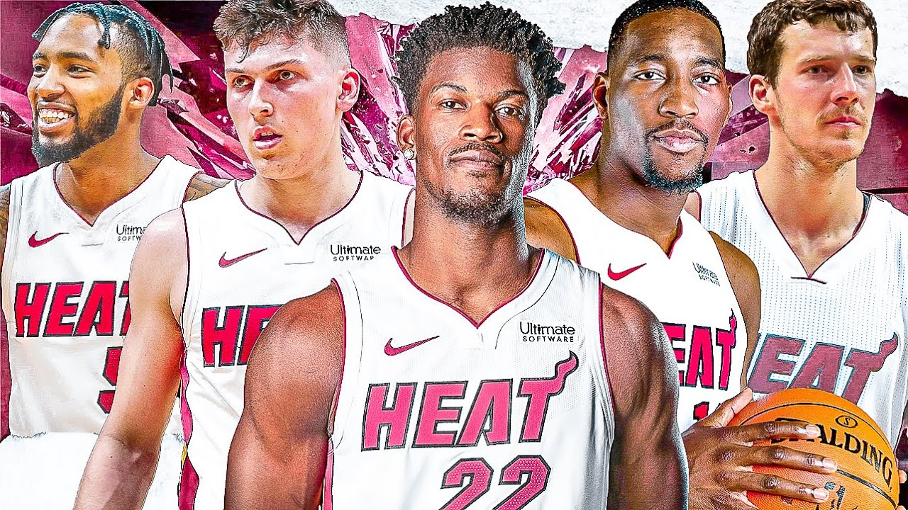 The Best Miami Heat Plays Of The 2020 Season Pure