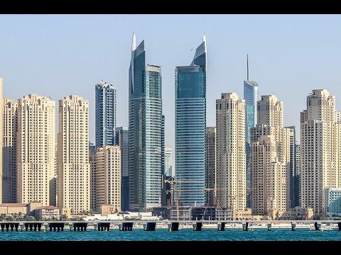 Jumeirah Beach Residence JBR Al Fattan 3 bedroom apartment